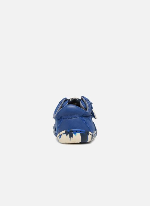 Trainers Camper Peu Cami FW Blue view from the right