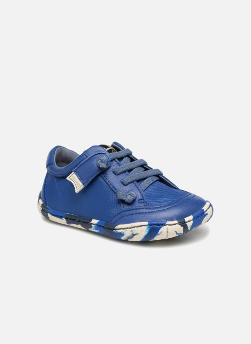 Trainers Camper Peu Cami FW Blue detailed view/ Pair view