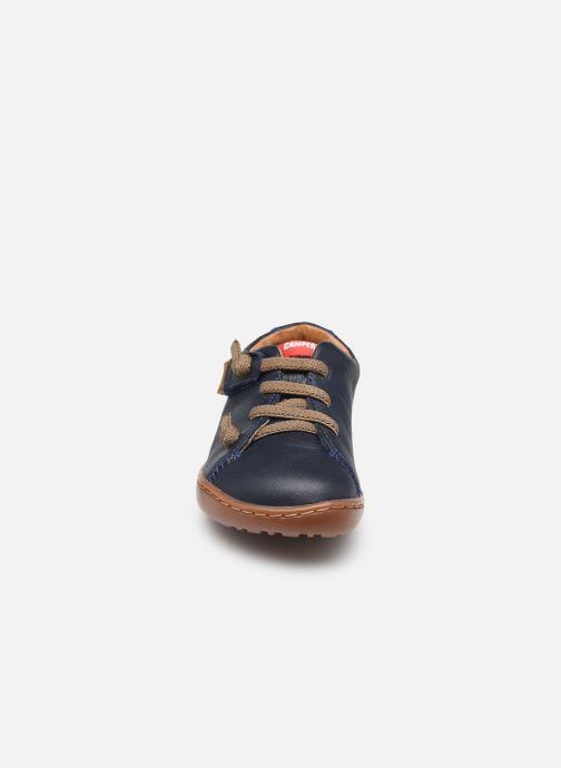Sneaker Camper Peu Cami FW blau schuhe getragen