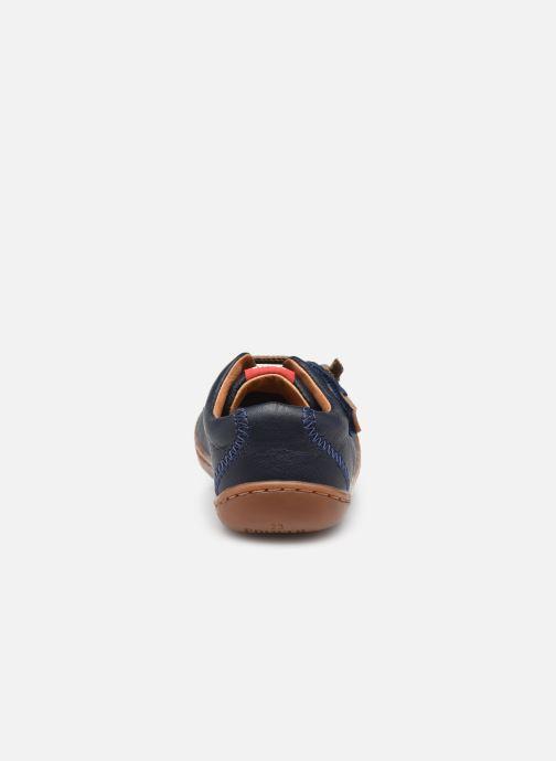 Sneaker Camper Peu Cami FW blau ansicht von rechts