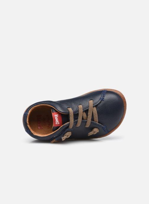 Sneaker Camper Peu Cami FW blau ansicht von links