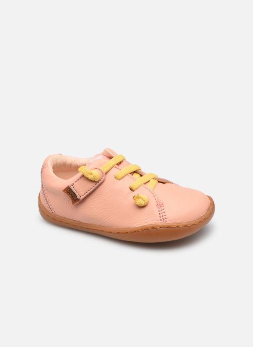 Sneaker Camper Peu Cami FW rosa detaillierte ansicht/modell
