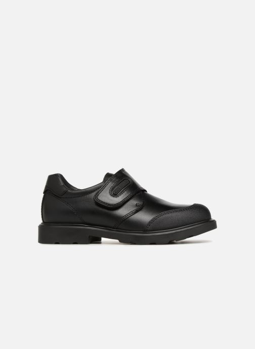Velcro shoes Pablosky Mariano Black back view