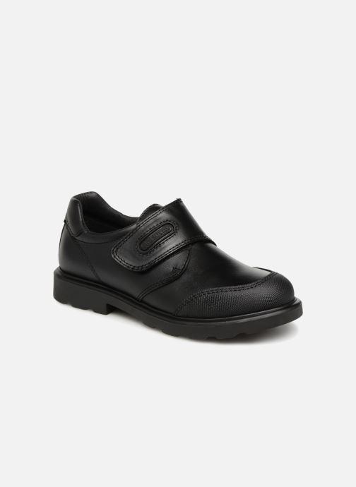 Zapatos con velcro Pablosky Mariano Negro vista de detalle / par
