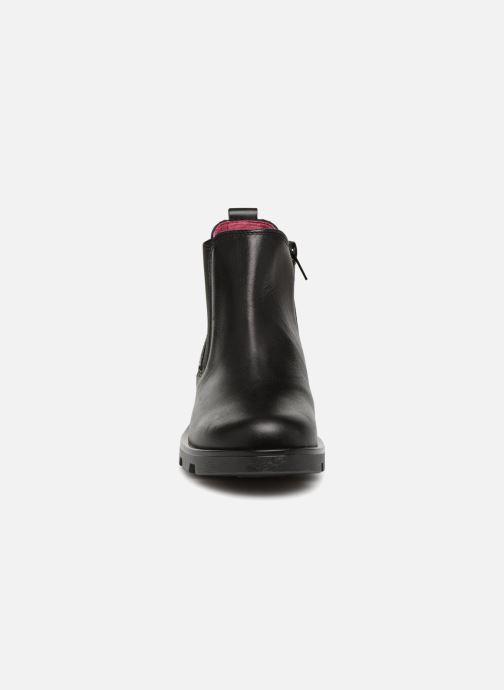 Bottines et boots Pablosky Luciana Noir vue portées chaussures