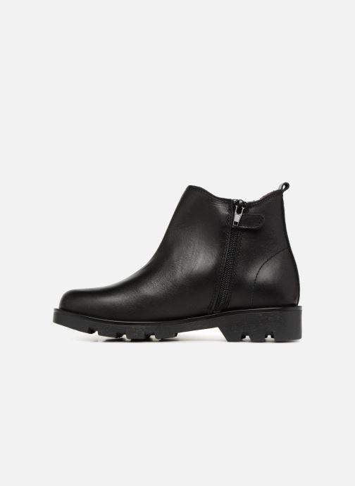 Bottines et boots Pablosky Luciana Noir vue face