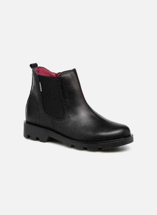 Bottines et boots Pablosky Luciana Noir vue détail/paire