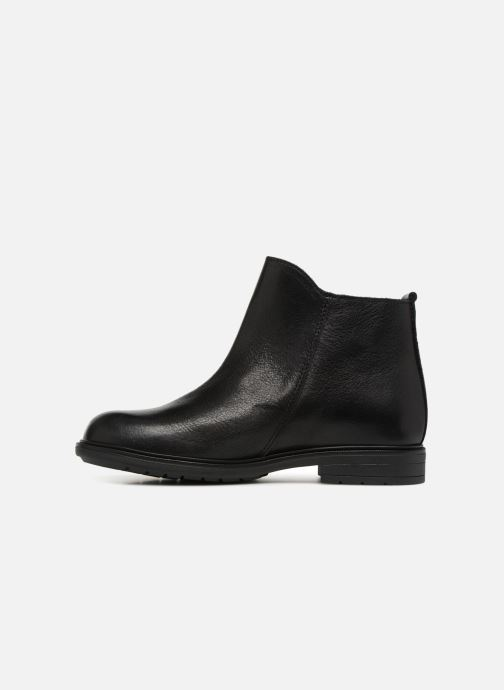 Ankle boots Pablosky Valeria Black front view