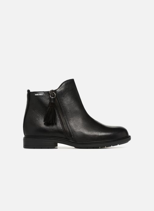 Ankle boots Pablosky Valeria Black back view