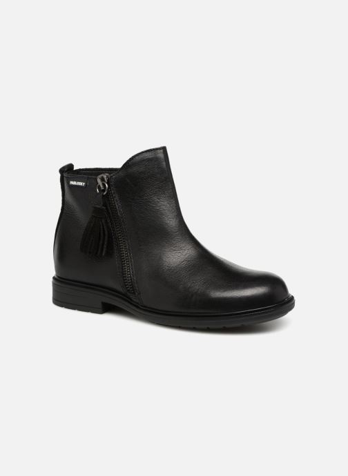 Ankle boots Pablosky Valeria Black detailed view/ Pair view