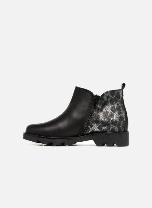 Bottines et boots Pablosky Analis Noir vue face