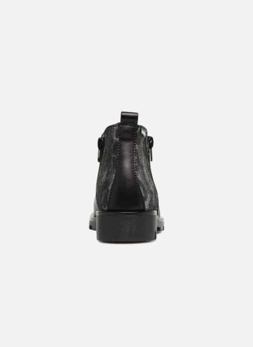 Ankle boots Pablosky Analis Black view from the right