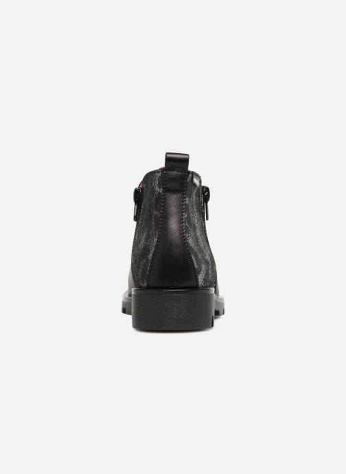 Bottines et boots Pablosky Analis Noir vue droite