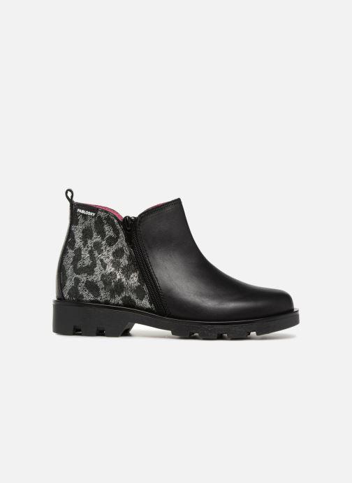 Bottines et boots Pablosky Analis Noir vue derrière