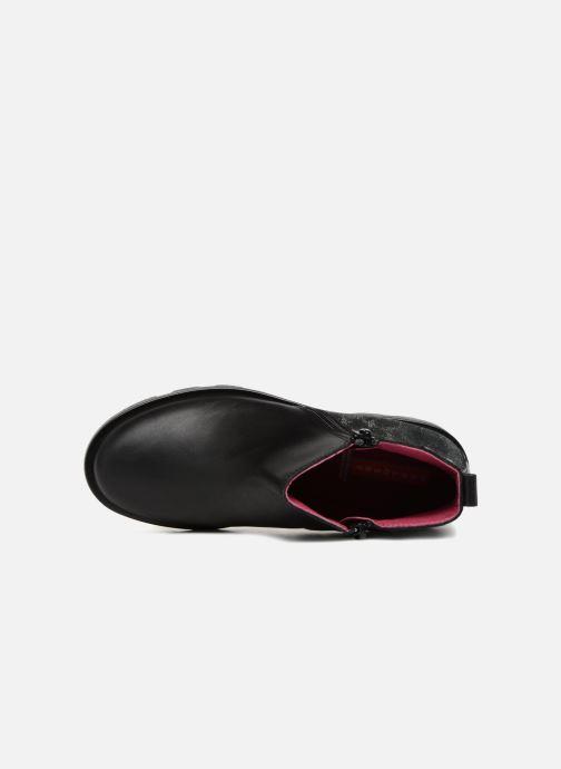 Bottines et boots Pablosky Analis Noir vue gauche