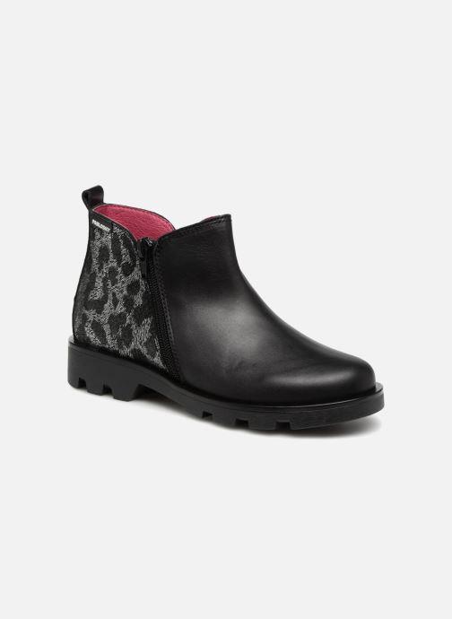 Bottines et boots Pablosky Analis Noir vue détail/paire