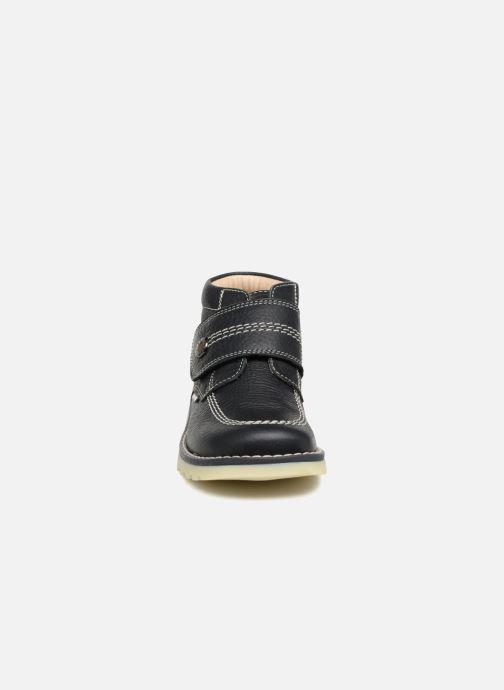 Bottines et boots Pablosky Elio Bleu vue portées chaussures