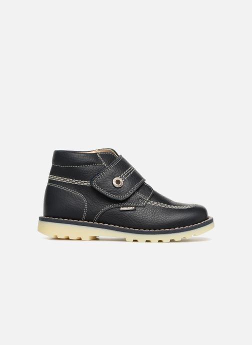 Bottines et boots Pablosky Elio Bleu vue derrière