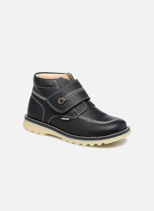 Bottines et boots Pablosky Elio Bleu vue détail/paire