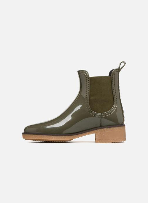 Bottines et boots Lemon Jelly Ava Vert vue face