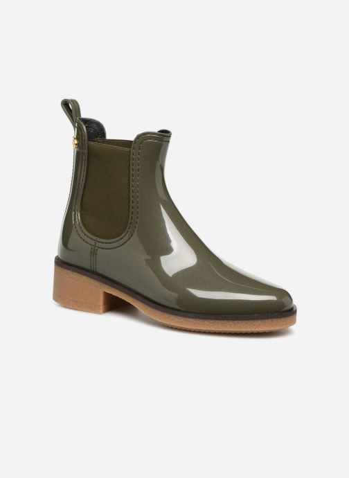 Bottines et boots Lemon Jelly Ava Vert vue détail/paire