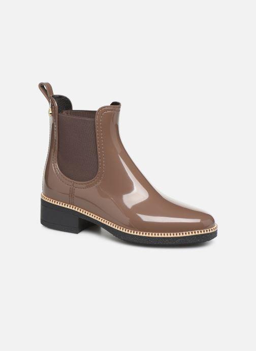 Bottines et boots Lemon Jelly Ava Marron vue détail/paire