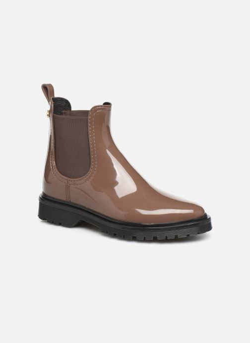 Bottines et boots Lemon Jelly Block Marron vue détail/paire