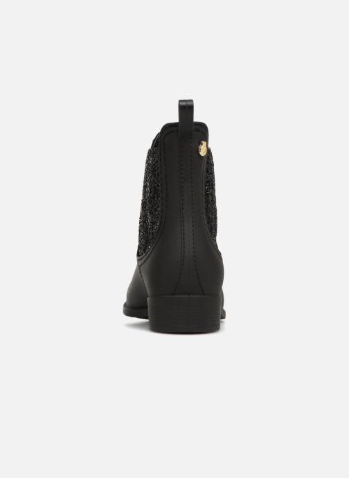 Bottines et boots Lemon Jelly Cass Noir vue droite