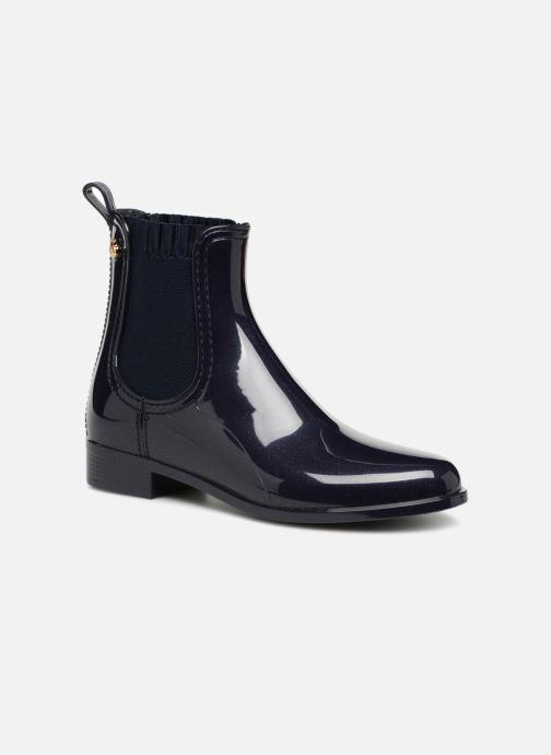Bottines et boots Lemon Jelly Devon Bleu vue détail/paire