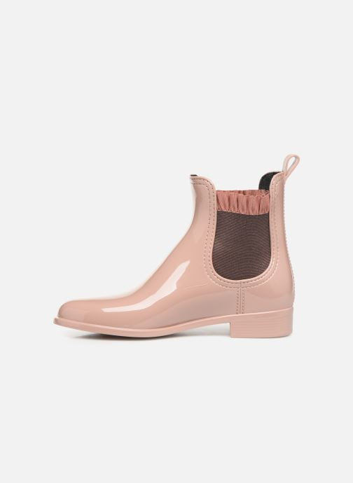 Ankle boots Lemon Jelly Devon Pink front view