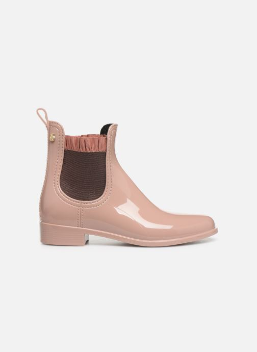 Ankle boots Lemon Jelly Devon Pink back view