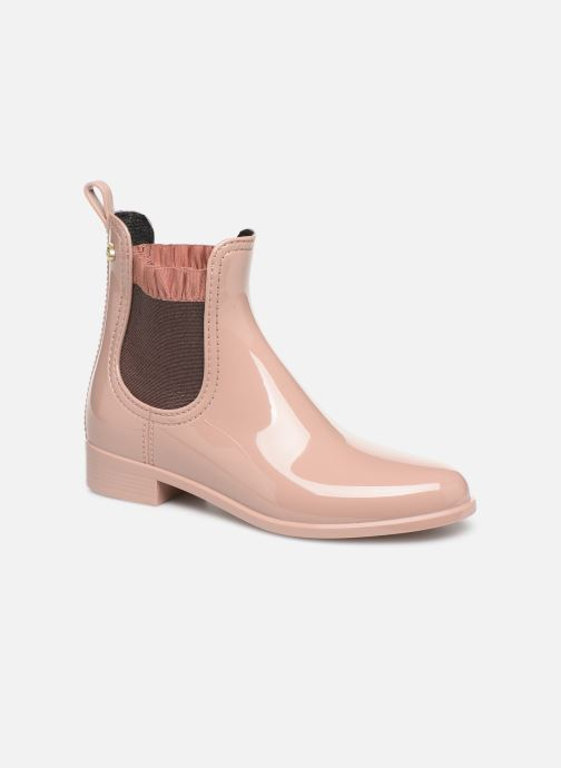 Ankle boots Lemon Jelly Devon Pink detailed view/ Pair view