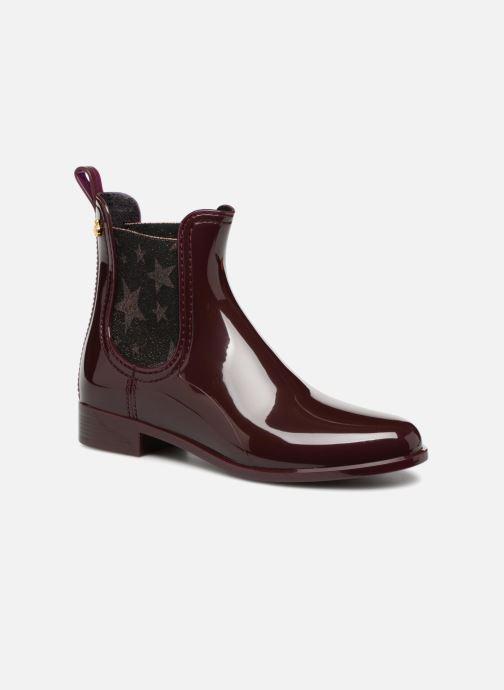 Bottines et boots Lemon Jelly Janis Rouge vue détail/paire
