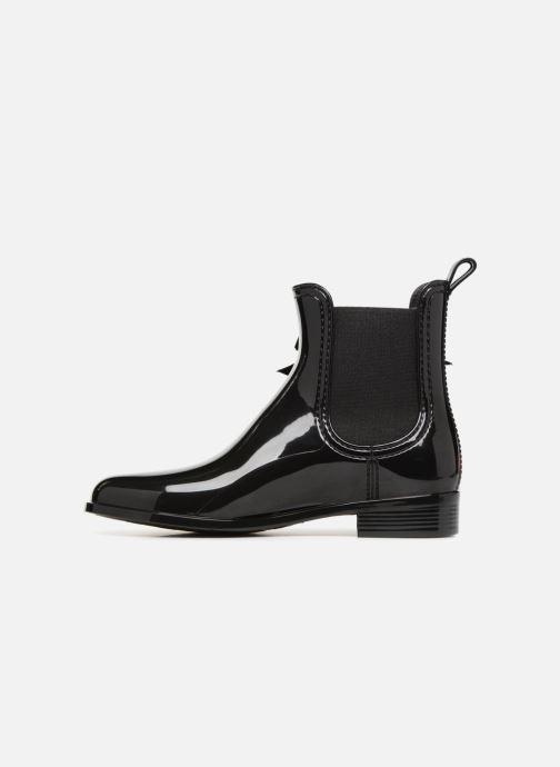 Bottines et boots Lemon Jelly Phily Noir vue face