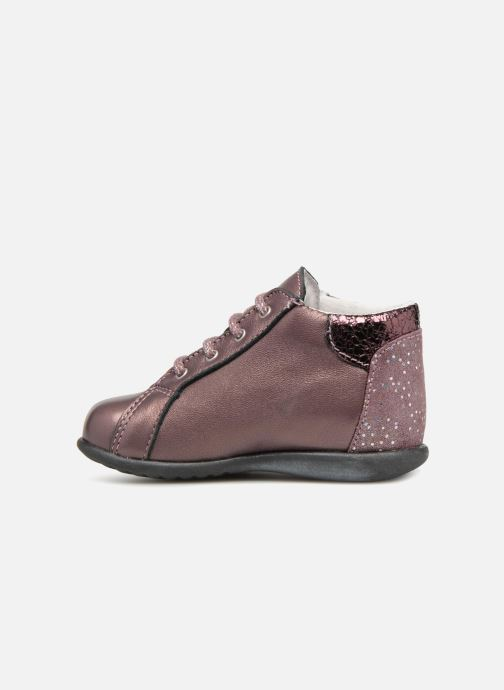 Ankle boots Bopy Zolly Pink front view