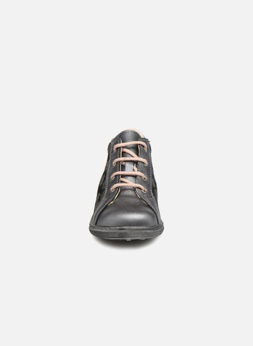 Bottines et boots Bopy Zorca Gris vue portées chaussures