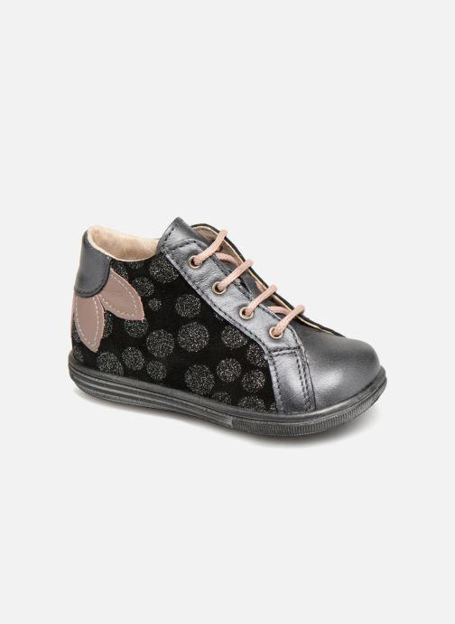 Bottines et boots Bopy Zorca Gris vue détail/paire