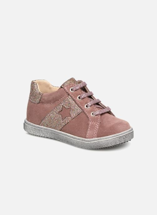 Trainers Bopy Bijama Pink detailed view/ Pair view