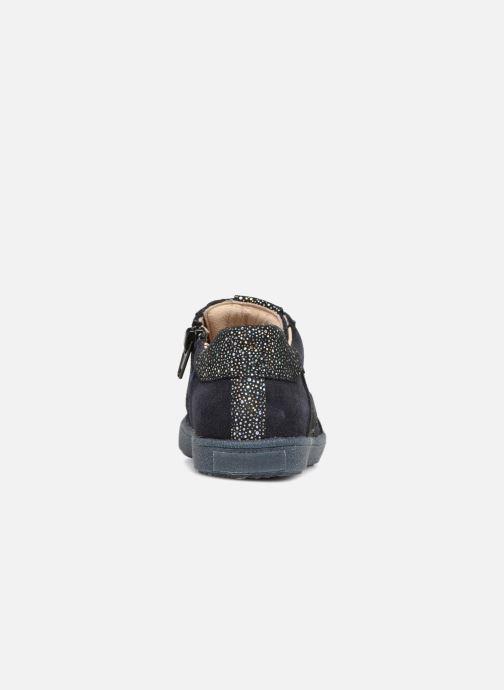 Sneakers Bopy Bijama Blauw rechts