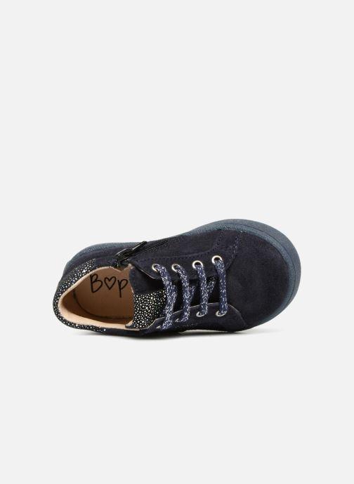 Sneakers Bopy Bijama Blauw links