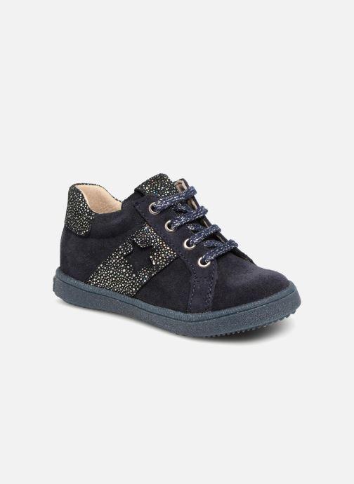 Sneakers Bopy Bijama Blauw detail