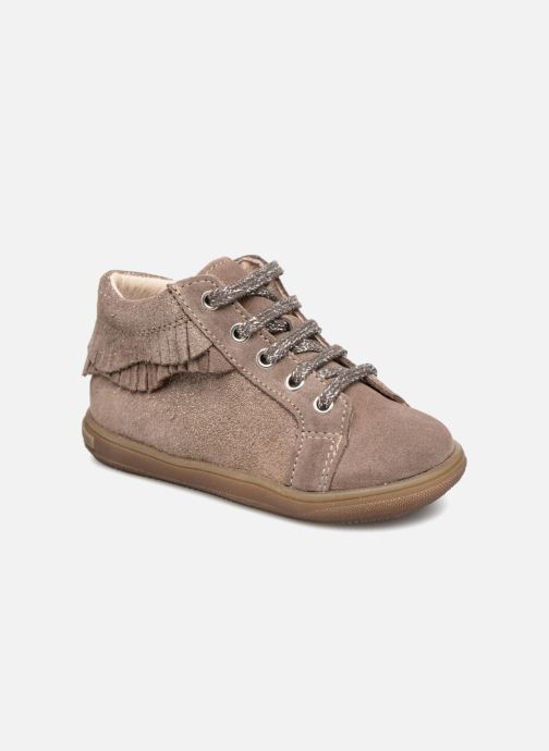 Ankle boots Bopy Rosy Beige detailed view/ Pair view