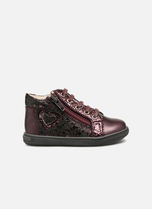Bottines et boots Bopy Regina Bordeaux vue derrière