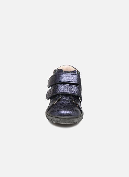 Baskets Bopy Rosivel Bleu vue portées chaussures