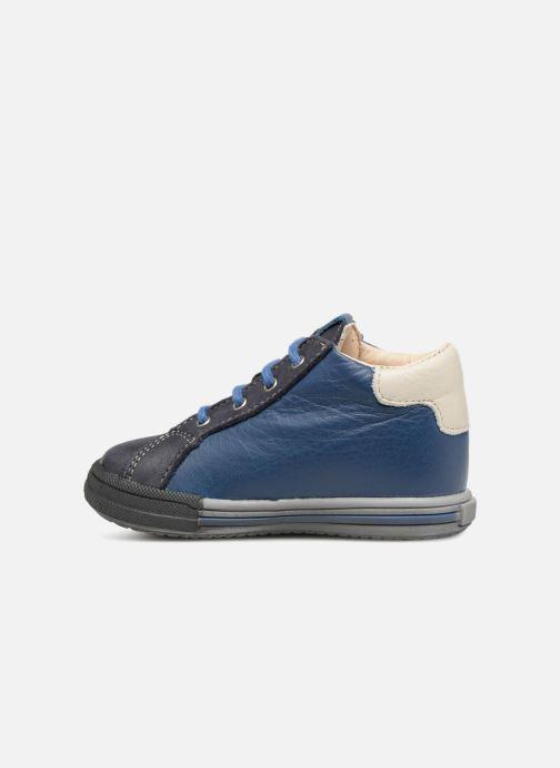 Bottines et boots Bopy Zanatol Bleu vue face