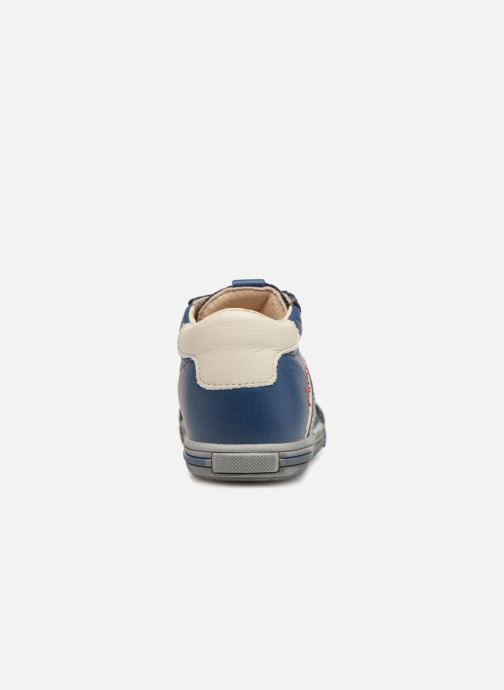 Bottines et boots Bopy Zanatol Bleu vue droite