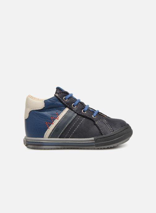 Bottines et boots Bopy Zanatol Bleu vue derrière