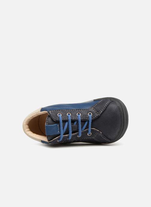 Bottines et boots Bopy Zanatol Bleu vue gauche