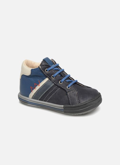 Bottines et boots Bopy Zanatol Bleu vue détail/paire
