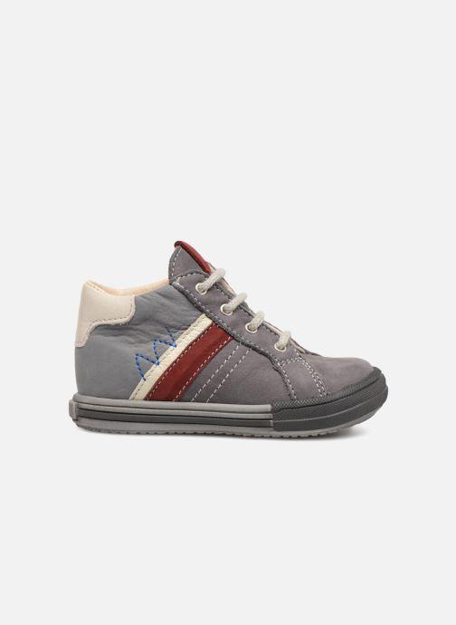 Stiefeletten & Boots Bopy Zanatol grau ansicht von hinten